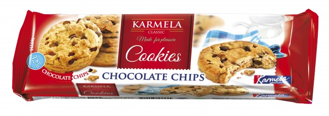 KARMELA COOKIES classic chocolate chips